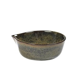SURFACE SAUCE BOWL INDY GREY 110MM (6)