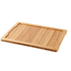 BASALT BAMBOO PLATTER BASE SUIT STEAK PLATE (2)