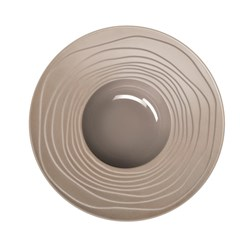 ESCALE PASTA BOWL 280MM TAUPE (6/24)