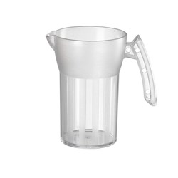 SAINT ROMAIN JUG 500ML CLR NO LID (8)