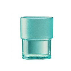 SAINT ROMAIN TUMBLER 160ML GREEN (10/50)