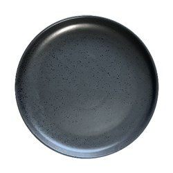 GRAZE FLAT PLATE 230MM FLINT (4/16)