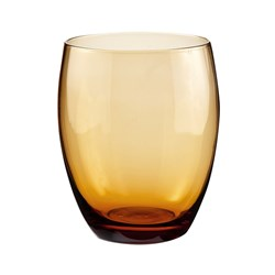 ESSENTIALS BAYA TUMBLER AMBER 300ML (4/24)