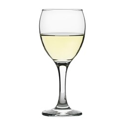 ESSENTIALS WHITE WINE 245ML LINED @ 150ML (6/24)