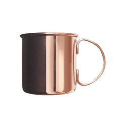 MULE MUG 500ML COPPER FINISH S/S (6/48)