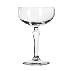 SPEAKEASY SAUCER CHAMPAGNE COUPE 245ML (12)