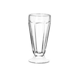 SODA GLASS FLUTED 340ML (24) LIBBEY