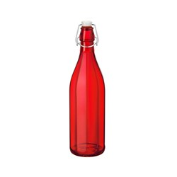 OXFORD WATER BOTTLE 1LT RED (6)