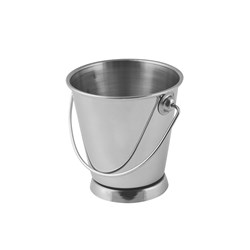 MINI PAIL 90X85MM S/S (72)