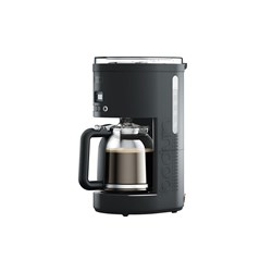 BISTRO COFFEE MAKER BLK 12 CUP 1.5LT PROGRAMMABLE