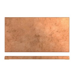 UTAH COPPER 1/3 SLAB 325X176X15MM MELAMINE (6/24)