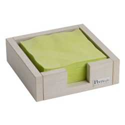 COMPACT NAPKIN HOLDER 215X215MM