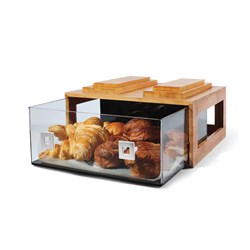 BAKERY BUILDING BLOCK DRAWER LGE BAMBOO
