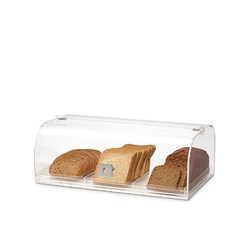 BAKERY DOME CASE ACRYLIC W/ 3 ROW DIVIDER