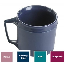 DESIGNER MUG 230ML MAUVE INSULATED (48) ALADDIN