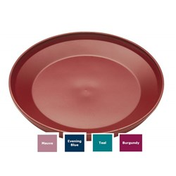 DESIGNER BASE 230MM MAUVE INSULATED (12) ALADDIN