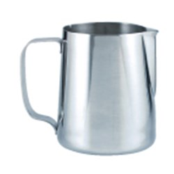 JUG 400ML CUT EDGE FROTHING S/S (10)