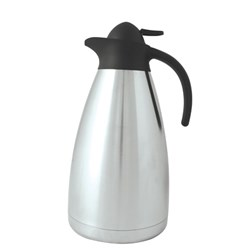 JUG 1.5LT VACUUM INSULATED S/S SATIN BLK TOP