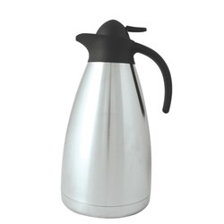 JUG 2LT VACUUM INSULATED S/S SATIN BLK TOP