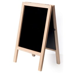CHALK BOARD MINI A FRAME (6/36)