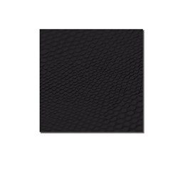 PLACEMAT LEATHERLOOK REUSABLE BLK 30X44CM 30/PKT