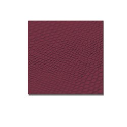 PLACEMAT LEATHERLOOK REUSABLE BURGUNDY 30X44CM 30/PKT