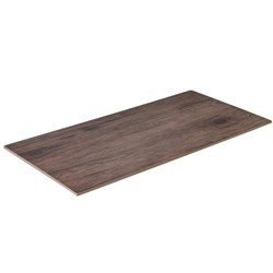 SERVING BOARD RECT 325X175MM WOOD EFFECT (12)