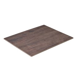 SERVING BOARD RECT 325X265MM WOOD EFFECT (12)