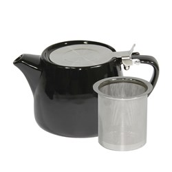 BREW SMOKE STACK TEAPOT 500ML W/- S/S INFUSER & LID (2/6)