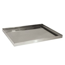 DRIP TRAY S/S COUNTERTOP 440X360X25MM (2)