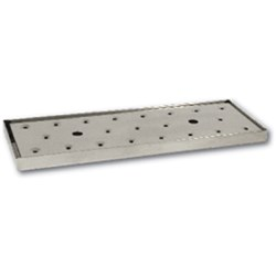 DRIP TRAY S/S PERFORATED TOP 557X182X27MM