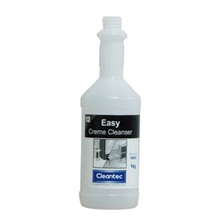 EQ PRINTED BOTTLE CREME CLEANSER NON HAZ 1KG