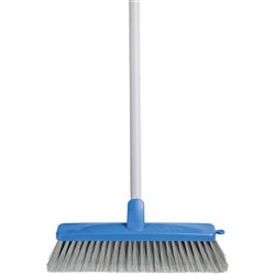 BROOM 280MM GENERAL INDOOR FITTED W/- HANDLE