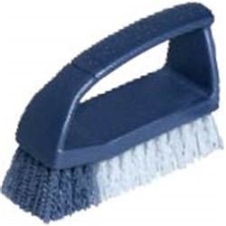 SCRUB BRUSH HANDLED GENERAL POLY FILL (6)