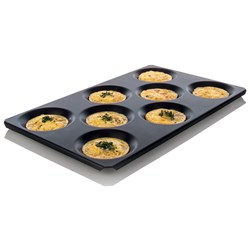 MULTI BAKER TRAY 1/1GN 325X530 TEFLON COATED SUIT COMBI OVENS