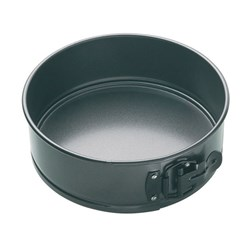 CAKE TIN 200X60MM SPRINGFORM N/S (6)