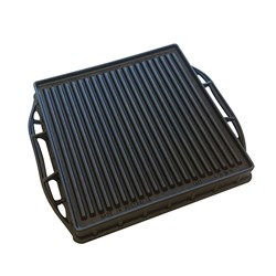 COMBO GRILL 360MM CAST IRON (2) AUSFONTE