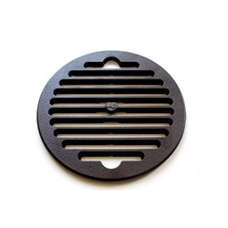 GRILL-IT PAN SML 180MM CAST IRON (6) AUSFONTE