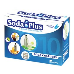 SODA BULBS SPARKLETS CO2 10/PKT