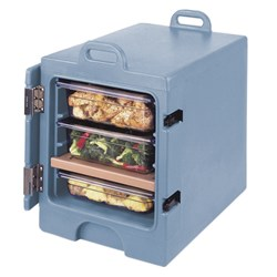 CAMCARRIER INSULATED FRONTLOAD SLATE BLUE 425X620X570MM