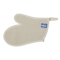 OVEN MITT SML SINGLE 260X200MM H/DUTY COTTON (36)