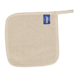 OVEN POT HOLDER 200X200MM H/DUTY COTTON (6)