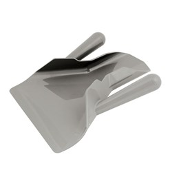 CHIP SCOOP DUAL HDL GREY