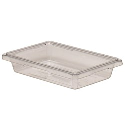 CAMWEAR STORAGE BOX 6.6LT 300X450X75MM CLR PCARB (6)
