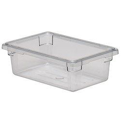 COLANDER SUIT STORAGE BOX 460X660X150MM CLR PCARB (6)