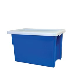 CRATE 68LT BLUE #15 645X413X397MM