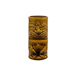 TIKIBAR COOLER BROWN 591ML CERAMIC (6)