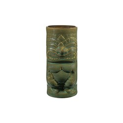 TIKIBAR COOLER GRN 591ML CERAMIC (6)