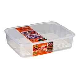 TELLFRESH MEAT STORER 4L W/- RACK (4)