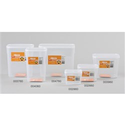 TELLFRESH OBLONG CONTAINER TALL 4.75LT 205X129X238MM (9)
